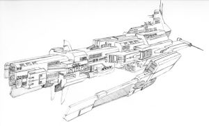 Excelsior-class Explorer by AMM-R4