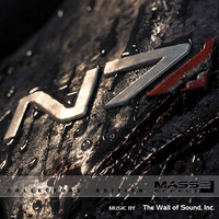 Custom Cover Art: Mass Effect 2 Soundtrack by Social-Iconoclast