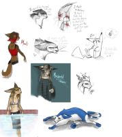 paintchat doodles 3 by tigrin