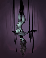 Suspended by InkyBrain