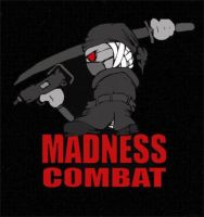 Madness combat by Phycomaniacs