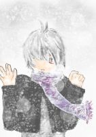 Winter Boy by piperleter