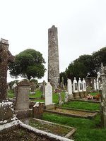 Tower Cemetery by fadingechoes101