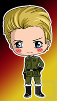 Chibi Germany by IcyPanther1