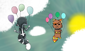 Balloon Collab With Twizzy by Silent-x-Moon