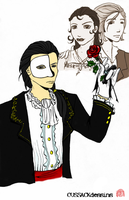 RFM: Phantom of the Opera-Erik by PopClicK