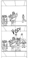 Ironhide what are you doing by just-nuts