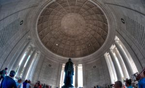 The Jefferson Memorial 2 by BiOzZ