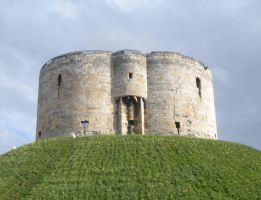 Clifford's Tower by rlkitterman