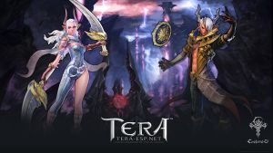 TERA Castanic Wallpaper by rendermax