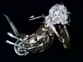 Born This Way Album *FINISHED* -Turanneth- by turanneth