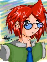 Eli- another pchat doodle by soulesslouisa