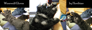 Werewolf Gloves-- Updated by Howlitzer