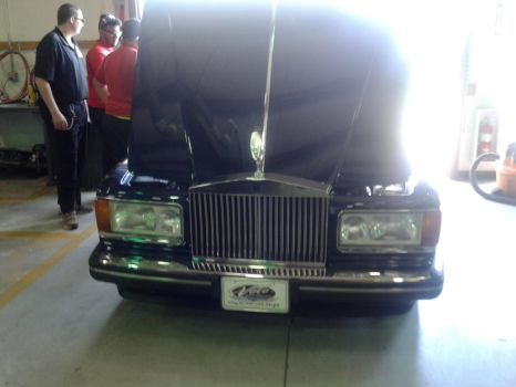 Rolles Royce Silver Spur III by Peterbolt7