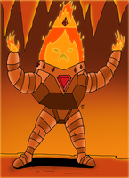 Flame King by JohnnyFive81