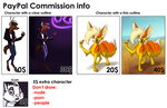 PayPal commission open by Mimi-fox