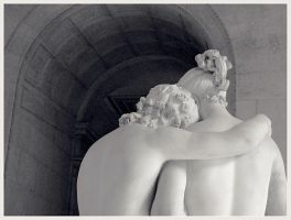Psyche and Love by daaram