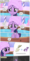 MLP: FiM - Without Magic Page 106 by PerfectBlue97