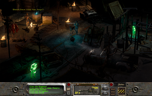 What if Fallout 4 was isometric? by OPyshkin