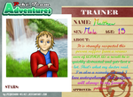 Trainer Card Matthew by konijnlaura