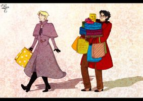 HP - Shopping by Dracontessa