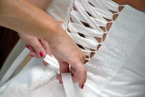 wedding dress by ks-photo