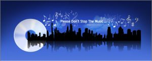 Plz Don't Stop The Music by q8-princess