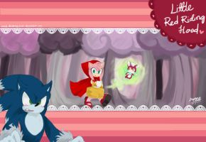 Sonamy-Little red Riding Hood by DreamingClover