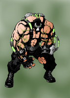 Bane by portfan