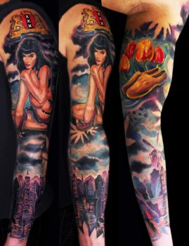 Amsterdamsleeve by Zsil-works