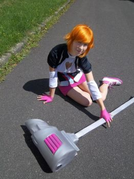 Just Nora! by PinkFluffyKitchicorn