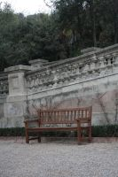 Neoclassical and bench 01 by LutherHarkon