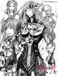FFXIII-2: Promised to Chaos by JassyCoCo
