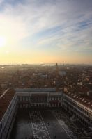 St Mark's Square II by LPeregrinus