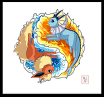Commission .: Yin-Yang :. by Icandoittoo