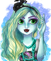 Lagoona Blue by DinAmplified