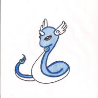 Dragonair by jazzy1lol