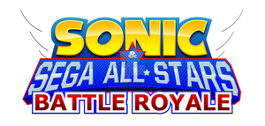 Sega All-Stars Battle Royale logo by Sonicguru