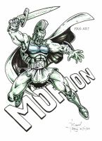Morion by dGREAT1