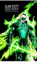 Knight Alan Scott by al'd.baran by AldbaranTaurus