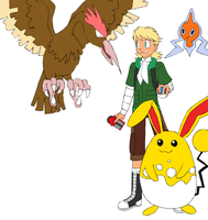 What I Imagine My Pokemon Trainer To Be... by The-Tree-Admin
