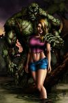 Swamp Thing by Control-X
