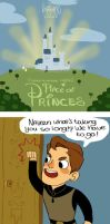 Place of Princes: 1-crossdressing by knightJJ