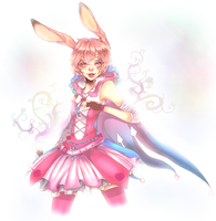 Art Trade: Efina by Lilycal