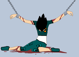 generator rex torture continue by spottedfire210