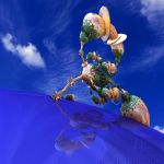 The Copper plated Ant of Greed by MANDELWERK