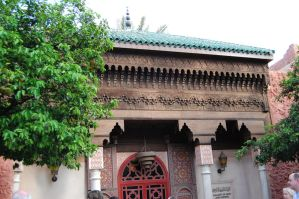 Gorgeous detailed roof by katiezstock