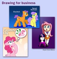 Drawings-for-business by Furboz