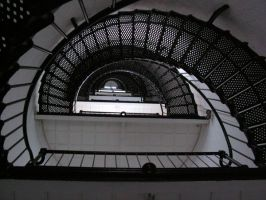 Up the Lighthouse by photowizard
