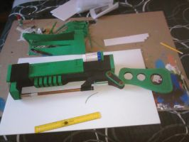 Laser Rifle Progress 6 by Lolktnx